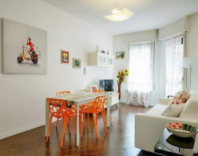 Holiday Home Betti in Rapallo with terrace